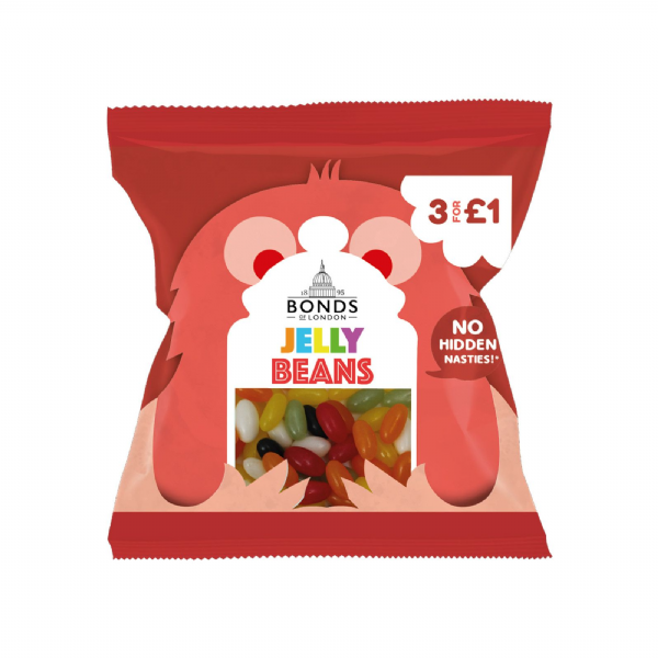 Bonds Jelly Beans 50g packet